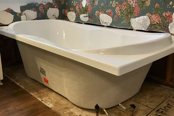 Bossier City Bathtub Installation